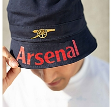 Arsenal Leisure Reversible Cannon Bucket Hat