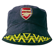 Arsenal Reversible Bruised Banana Bucket Hat