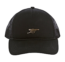 Arsenal Kids Cannon Black Trucker Cap