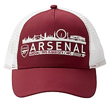 Arsenal London Skyline Cap