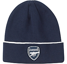 Arsenal Essentials Navy Beanie