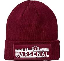 Arsenal London Skyline Beanie