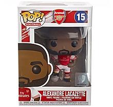 Arsenal Alexandre Lacazette Pop Vinyl
