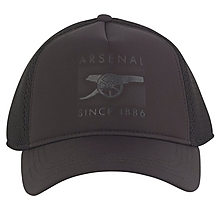 Arsenal Debossed Trucker Cap
