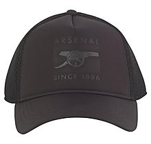 Arsenal Since 1886 Debossed Trucker Cap