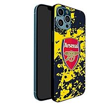 Arsenal iPhone 12 Pro Splash Print UV Case