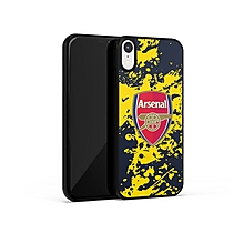 Arsenal iPhone X Splash Print UV Case