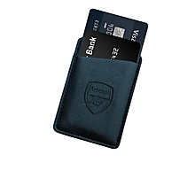 Arsenal Faux Leather Card Holder
