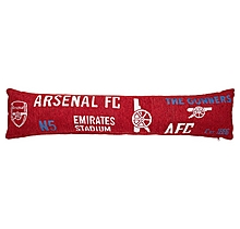 Arsenal Draught Excluder