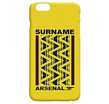 Arsenal Personalised Bruised Banana Phone Case