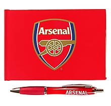 Arsenal Autograph Book