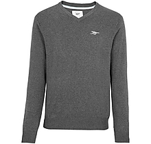 Arsenal Since 1886 Charcoal Cotton Jumper