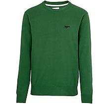 Arsenal Since 1886 Green Cotton Jumper