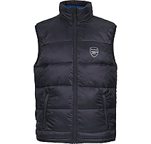 Arsenal Since 1886 Navy Padded Gilet