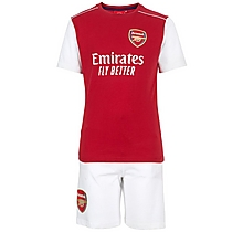 Arsenal Kids Kit Shorts Pyjama Set