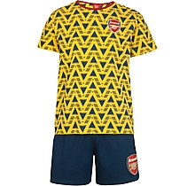 Arsenal Bruised Banana Shorts Pyjama Set