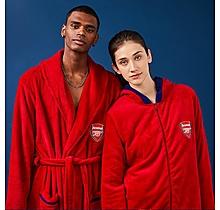 Arsenal Adult Fleece Red Robe