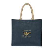 Arsenal Since 1886 Jute Shopper