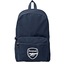 Arsenal Essentials Navy Backpack