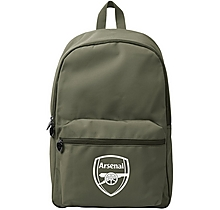 Arsenal Essentials Khaki Backpack