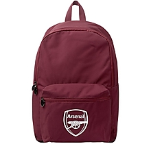 Arsenal Essentials Redcurrant Backpack