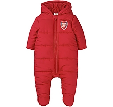 Arsenal Baby Padded Pramsuit