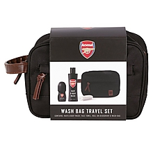 Arsenal Toiletries Travel Set