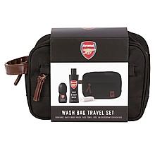 Arsenal Toiletries Travel Set