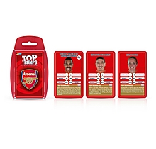 Arsenal 19/20 Top Trumps