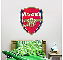 Arsenal Crest Wall Sticker Set