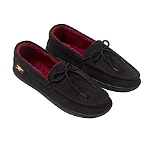 Arsenal Mens Moccasin Slippers