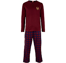 Arsenal Check Pant Cotton Pyjamas
