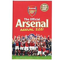 Arsenal Official 2021 Annual