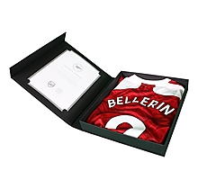 20/21 Bellerin Signed Boxed Shirt
