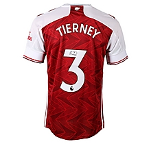 20/21 Tierney Signed Boxed Shirt