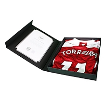20/21 Torreira Signed Boxed Shirt