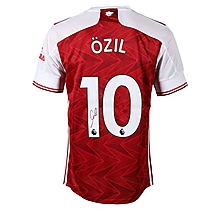 20/21 Ozil Signed Boxed Shirt