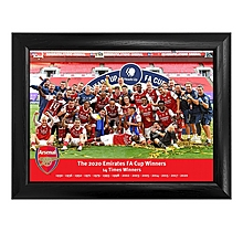 Arsenal 2020 FA Cup Winners Print
