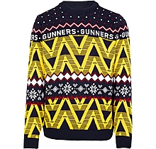 Arsenal Bruised Banana Christmas Jumper