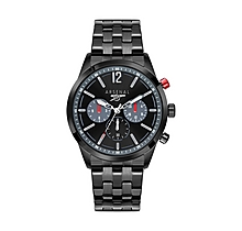 Arsenal Since 1886 Black Chrono Watch