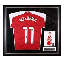 Miedema 20/21 Framed Signed Shirt