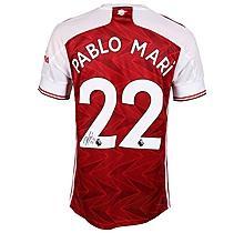 20/21 Pablo Mari Signed Boxed Shirt