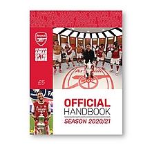 Arsenal Official 20/21 Handbook