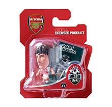 Arsenal David Luiz Home Kit Figurine