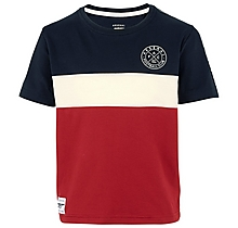 Arsenal Kids Since 1886 Colour Block T-Shirt