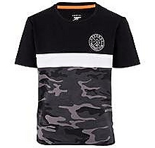 Arsenal Kids Since 1886 Camo Panel T-Shirt