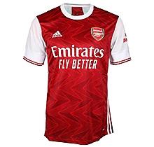 Arsenal Match Worn Shirt V Dundalk MUSTAFI