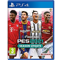 Konami PES 2021 PS4 Game