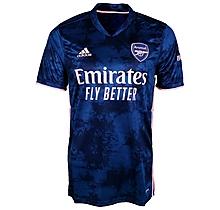Arsenal Match Worn Shirt V Leeds TIERNEY
