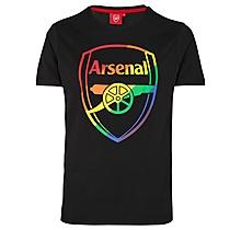 Arsenal Rainbow Crest T-Shirt